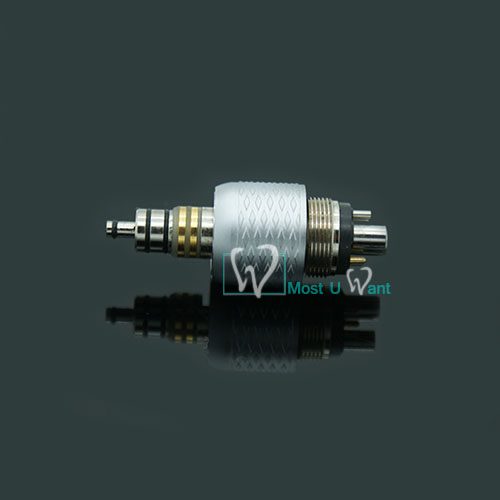 Dental a class optic quick coupling swivel coupler hole